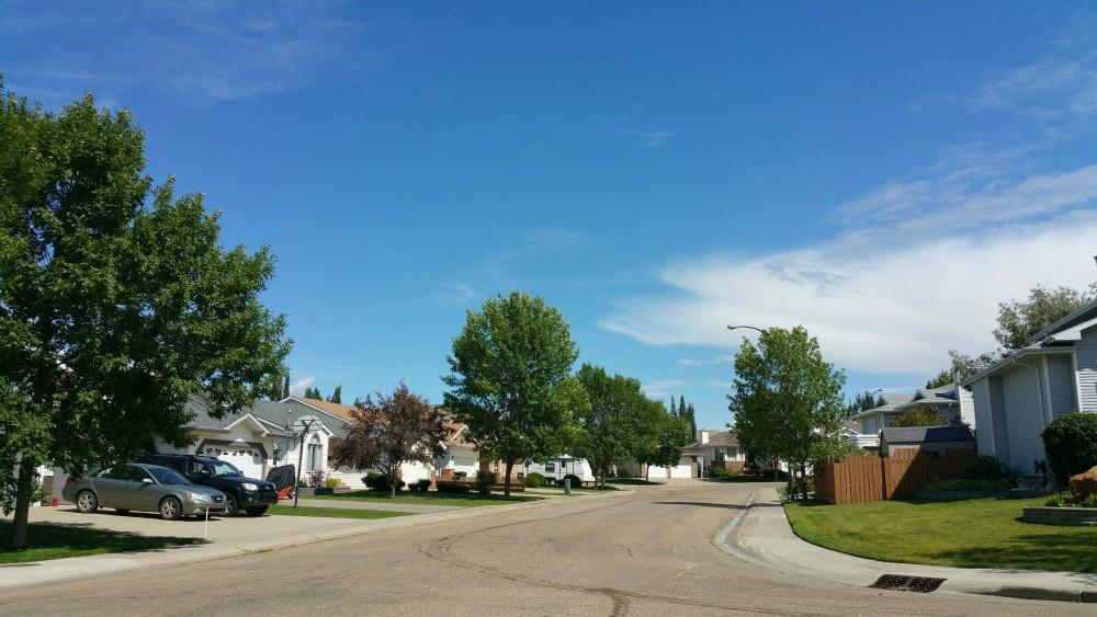 Charlton Heights, Sherwood Park, AB