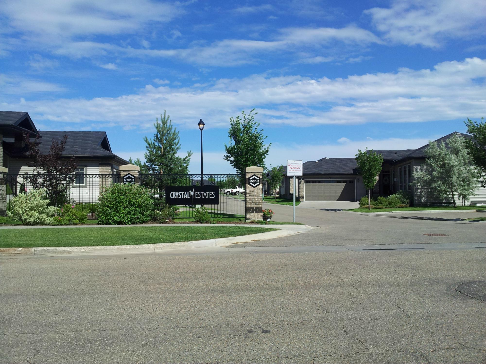 Crystal Estates, Sherwood Park, AB