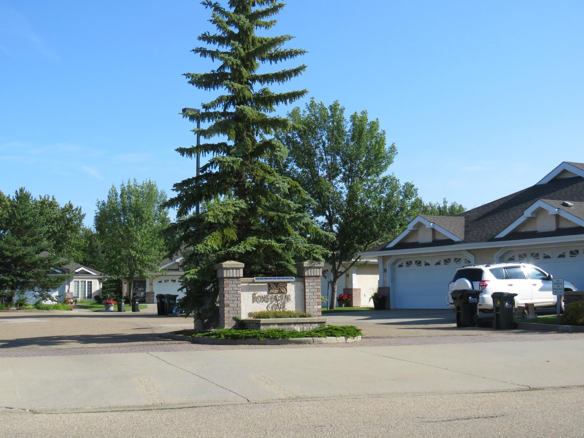 Foxhaven Cove, Sherwood Park, AB