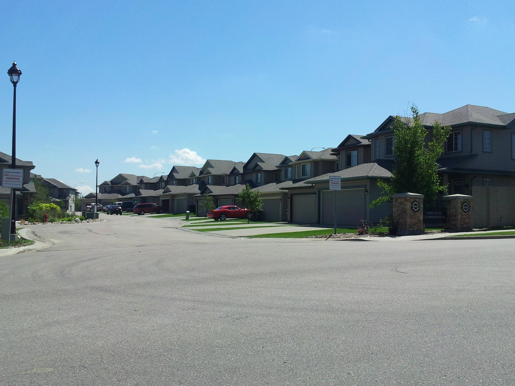 Summerwood Greens, Sherwood Park, AB